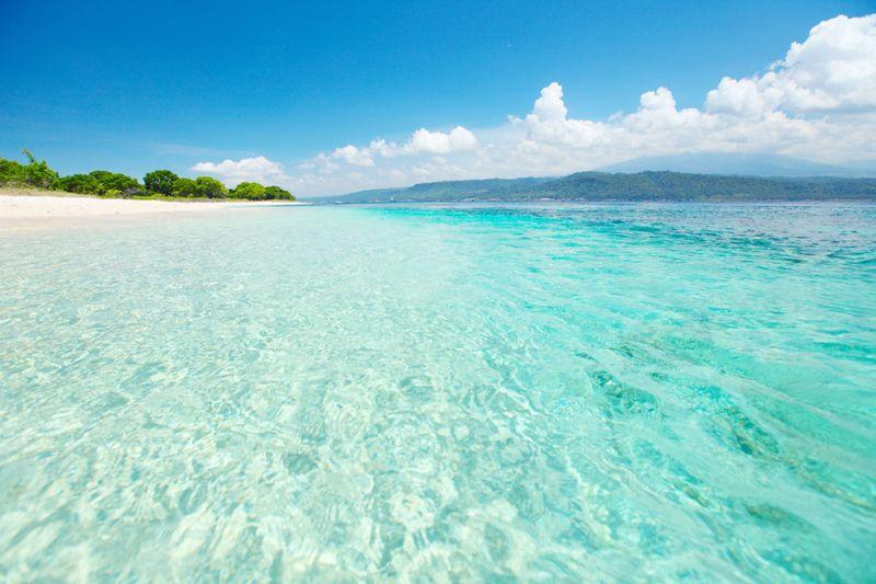 Il mare di Bali