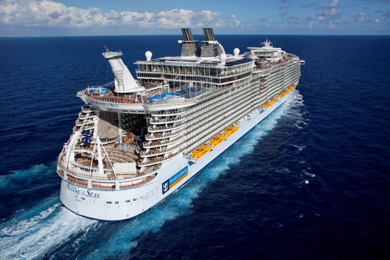 E nave da crociera piu 39 grande del mondo for Cabina interna su una nave da crociera